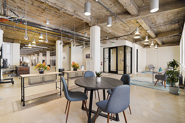 6 Perks of Working in a Flexible Coworking Space